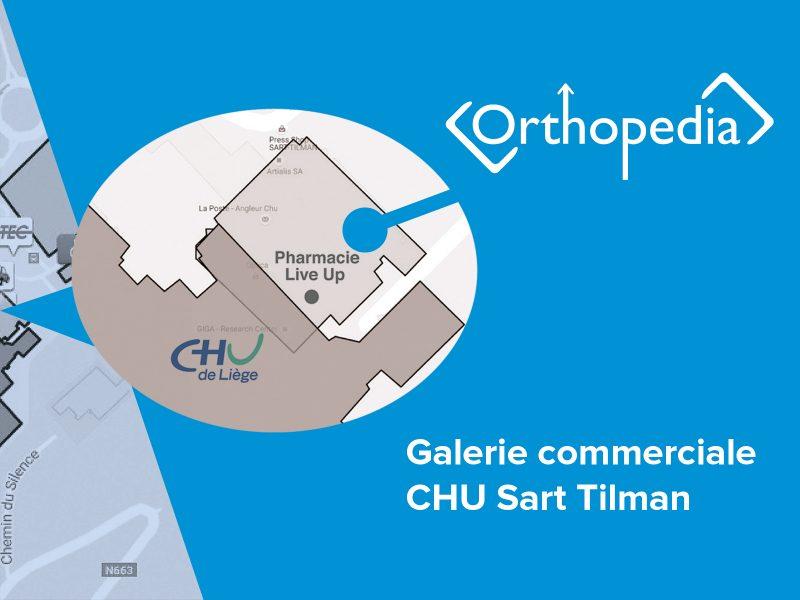 Orthopedia | Orthopédie - Bandagisterie | Liège - Bruxelles -